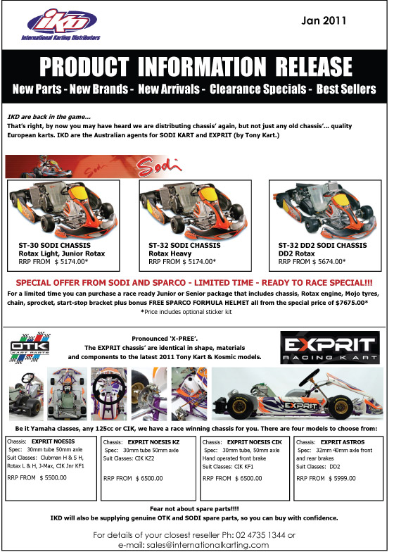 how to get started in karting