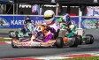 NEW FACES AT THE FRONT IN STARS OF KARTING OPENER