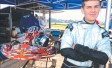 Teen leads kart competition &#8211; <i>From the Fairfield Advance</i>