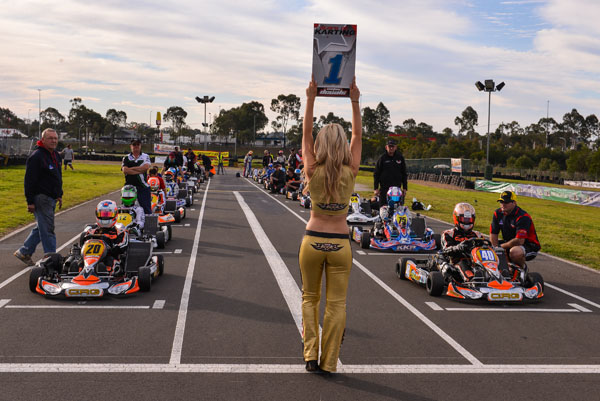 CRG one-two at Eastern Creek - From CRG Australia