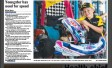 Youngster has need for speed &#8211; <i>From the Cairns Post</i>