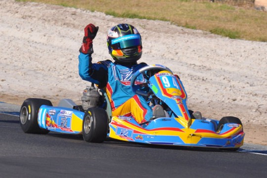CHAMPIONS CROWNED AT VICTORIAN KARTING CHAMPIONSHIPS