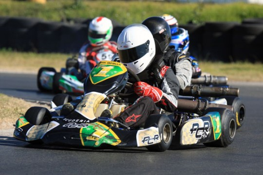 JOHN IAFOLLA DOUBLES UP IN THE TOP END