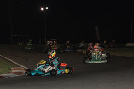 Lights Shine at Rotax Nationals as Lammers Fires on Debut