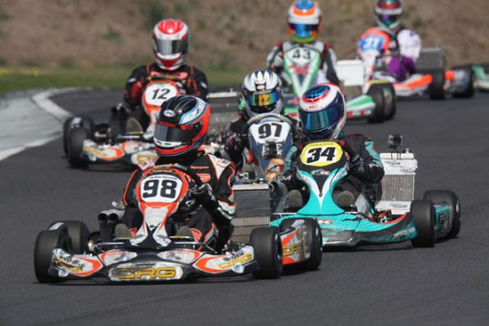 LIVE STREAMING OF STARS OF KARTING FINALS