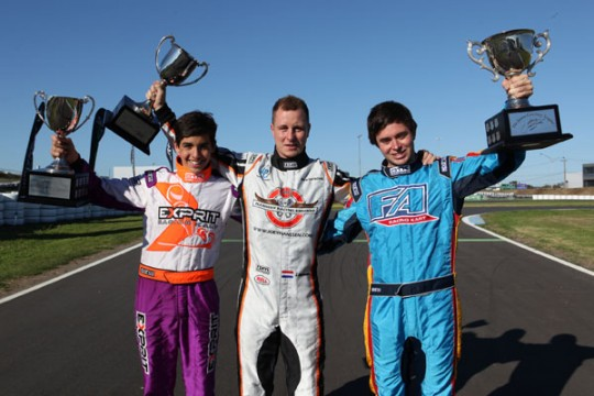 NEW CHAMPIONS CROWNED IN MELBOURNE