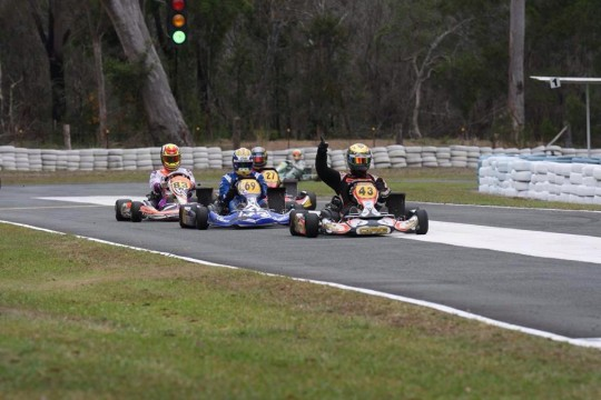 BARBERA DOUBLES UP IN PORT MACQUARIE