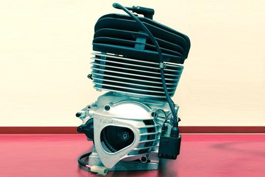 TRI-05 - IAME KA100 ReedJet Engine
