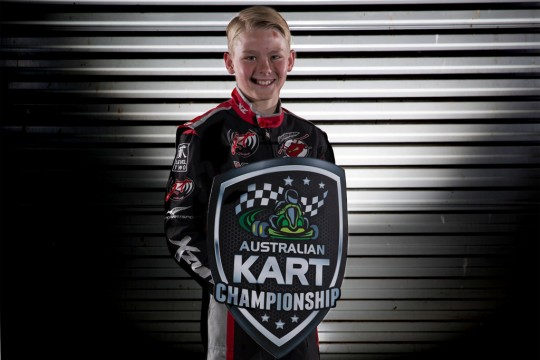 AUSTRALIAN KART CHAMPIONSHIP PRE-REGISTRATIONS EXCEED 300