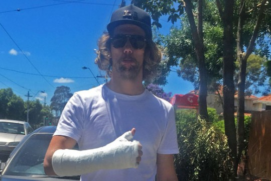 INJURY SIDELINES SERA FOR WINTER CUP