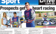 Prospects get heart racing &#8211; <i>From the Fairfield Champion</i>