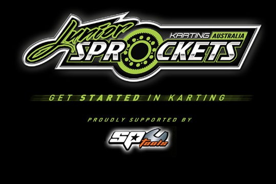 "JUNIOR SPROCKETS ""GET STARTED IN KARTING"" PROGRAM LAUNCHED"