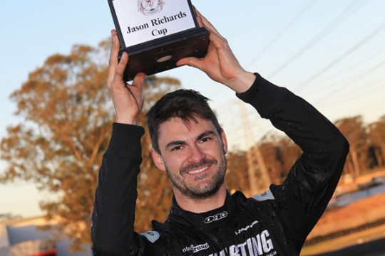 Jason Pringle Wins Jason Richards Cup at Eastern Creek