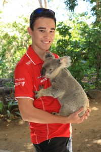 Rising Dutch star Marijn Kremers will make his second start in the Race of Stars on the Gold Coast next month