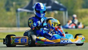 Kel Treseder has announced his retirement from full-time karting as of this weekend's final round of the 2015 Australian Kart Championship.