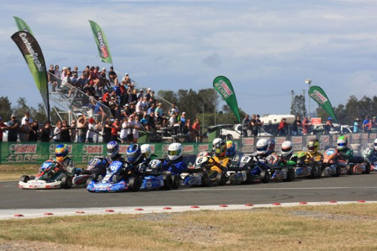 KARTING STARS SET TO ALIGN ON THE GOLD COAST NEXT WEEK