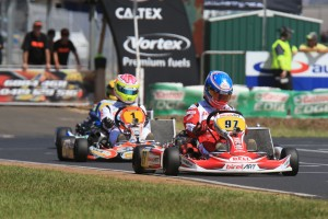 BirelART Chris Hays was victorious in the KZ2 class (Pic: Coopers Photography)