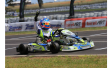 Hoey grabs first up win for Compkart