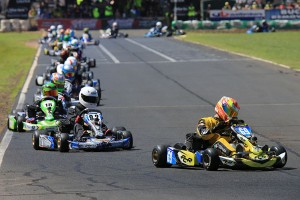 More than 250 entries have been received for Round Two of the Australian Kart Championship in Puckapunyal (Pic: Coopers Photography)