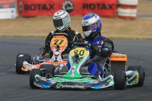 Lee Mitchener acquired maximum points winning both the Pre-Final and Final in DD2 Masters (Pic: Coopers Photography)