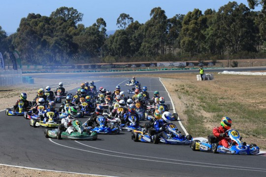 KARTS SET TO ROAR INTO MURRAY BRIDGE
