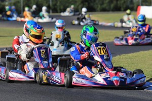 Cody Brewczynski will be hoping for home track success in amongst another big Junior Max field (Pic: Coopers Photography)
