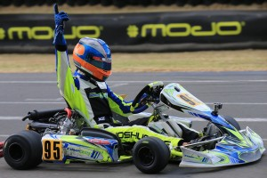 Joshua Car took a clean sweep in his DD2 in only his third event in the category (Pic: Coopers Photography)