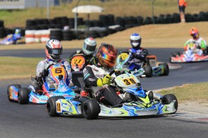 Queensland's Scott Howard looks to be amongst the ones to beat in DD2 Masters after securing pole position (Pic: Coopers Photography)