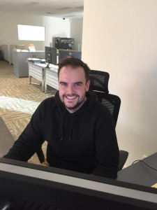 Dunlop Kartsport Engineering and Business Development Manager Chad Forward