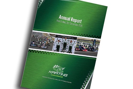 KARTING AUSTRALIA 2015 ANNUAL REPORT