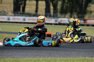 Victorian Adam Lindstrom has been a consistent performer in DD2 in the opening events (pic: Coopers Photography)