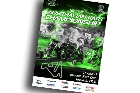 AKC Round 4 Race Program