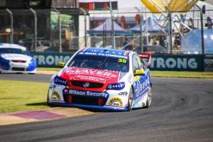 Dunlop Supercar Series driver Todd Hazelwood