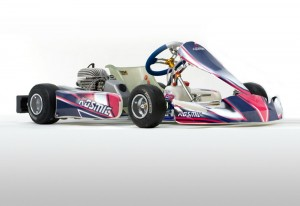 Participants in the Junior Sprockets programs across the Country will get their first taste of the sport of karting aboard the Arrow and Kosmic chassis