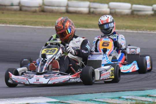 EXCITING BATTLES ON QUALIFYING DAY IN PUCKAPUNYAL