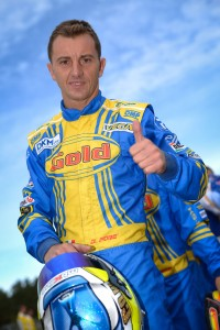Five-times World Karting Champion Davide Forè (Pic: KSP)