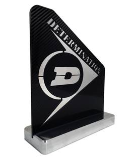 The Dunlop Determination Award will be presented on Sunday Evening for the first time