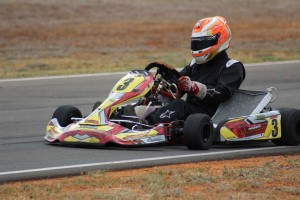 Daniel Currey has claimed the 2016 WAKZ Series Title