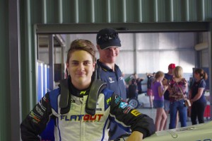 Sam Dicker will make his KZ2 debut at the first round of the WA KZ Series
