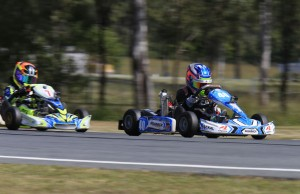 Youngster Harry Arnett leading the way in Micro Max