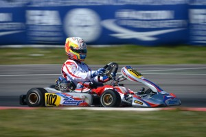 2013 World Karting Champion Tom Joyner will compete in Monarto later this month (Pic: KSP)
