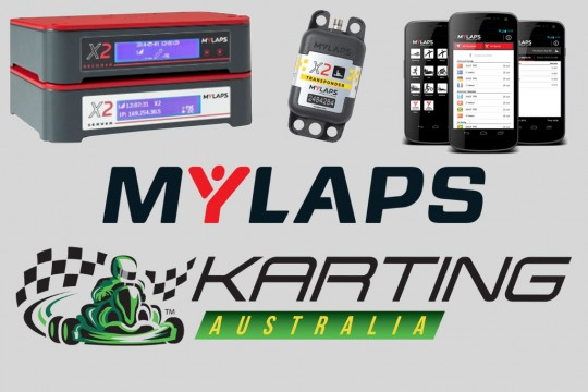 EXCITING TIMES FOR KARTING AUSTRALIA