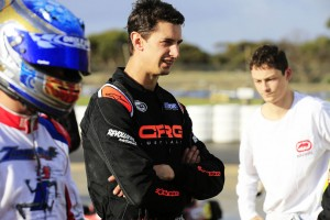 Brad Jones Racing Supercars driver Nick Percat will compete in the Race of Stars international karting event next month (Pic: Coopers Photography)
