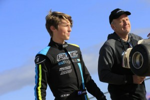 Lochie Dalton will be one of the seven drivers in the AWC Motorsport Academy line-up for 2018 (Pic: Coopers Photography)