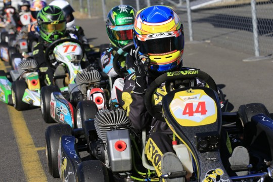 KARTING AUSTRALIA LICENCE APPLICATIONS MADE SIMPLER