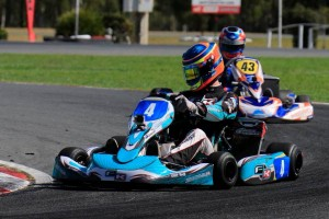 Ryan Kennedy on his way to victory in DD2 (Pic: Coopers Photography)