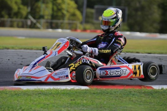 Returnees and Local drivers pin hopes on Sydney's Rotax Pro Tour