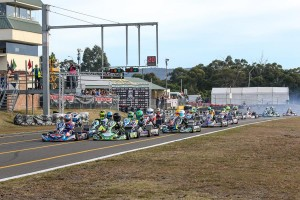 The KA2 Vortex-powered category looks likely to go down to the wire - and will fire back into life this weekend in Emerald, QLD