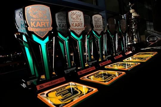 2018 SP TOOLS AUSTRALIAN KART CHAMPIONSHIP AWARDS DINNER
