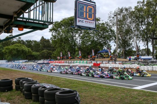 VIDEOS ON DEMAND FROM AUSTRALIAN KART CHAMPIONSHIP